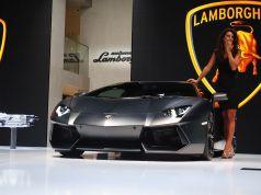 Lamborghini frankfurt