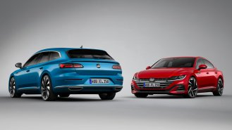 Volkswagen Arteon Shooting Brake Elegance and Arteon R Line