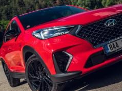 Hyundai Tucson 2.0 CRDi N-Line