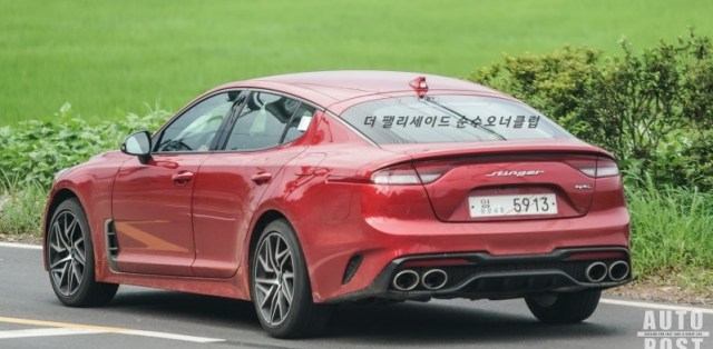 Kia_Stinger_GT-facelift-spy-foto-thekoreancarblog- (4)