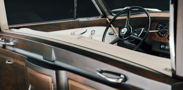 Elektrický Rolls-Royce Phantom V