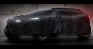 Teaser Audi Rallye Dakar 2022