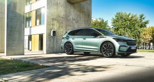 Skoda_Enyaq_iV-Wallbox