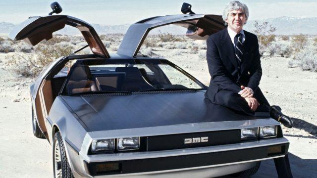 DeLorean DMC_12