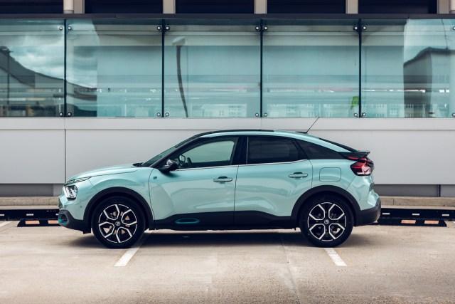 Citroën ë-C4