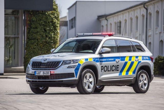skoda_kodiaq-policie
