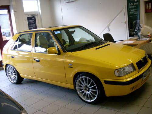 Škoda Felicia VR6