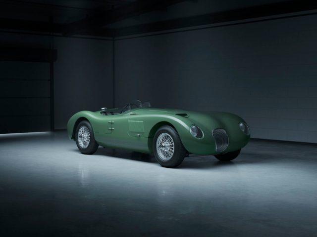 Jaguar C-type Continuation předek