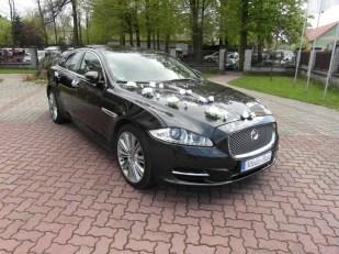 Do ślubu Jaguar XJ