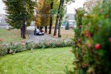 Jaguar XJ na ślub Kraków