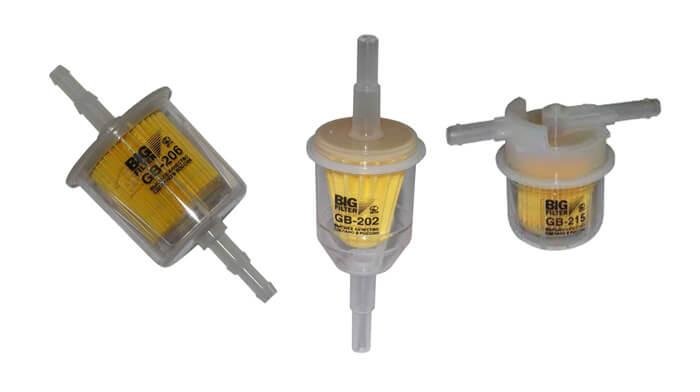 Топливные фильтры тонкой очистки