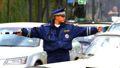 Photo of Сигналы регулировщика — я каждый жест, каждый взгляд твой в душе берегу