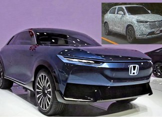 Honda's First Electric SUV Features you should know