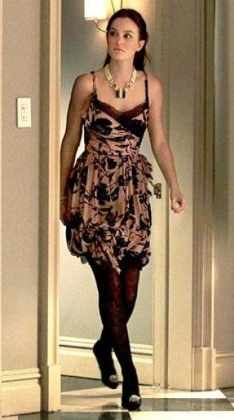 Blair Paris Gossip Girl