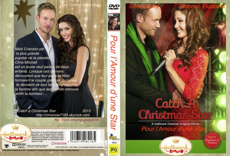 hallmark christmas movie catch a star - A Christmas Star Movie