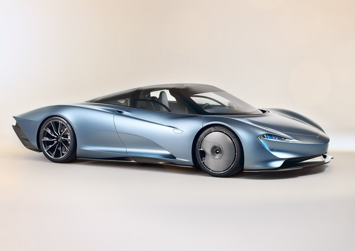 Latest The Mclaren Speedtail Goes To 186 Mph In 12 8 Seconds Free Download