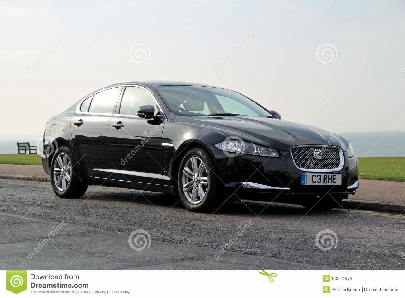 Latest Jaguar Xf Car Editorial Stock Photo Image Of British Free Download