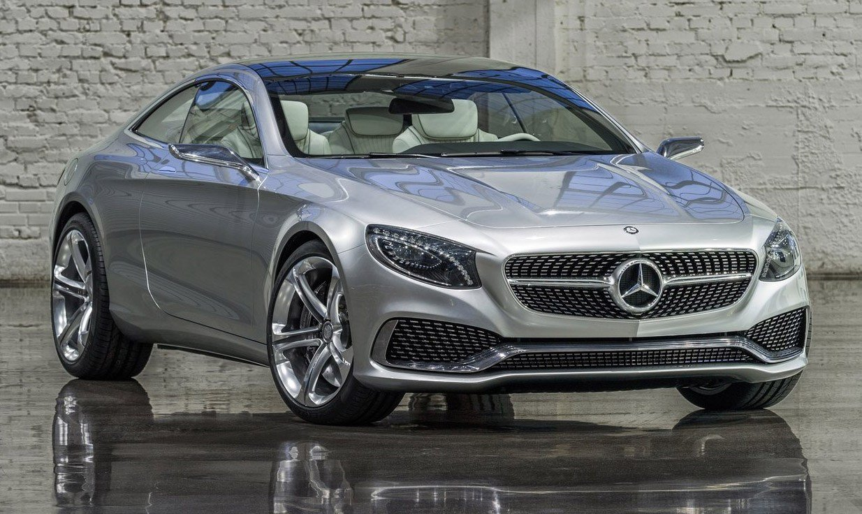 Latest Mercedes 2014 S Class Coupe Revealed Car Accessories Free Download