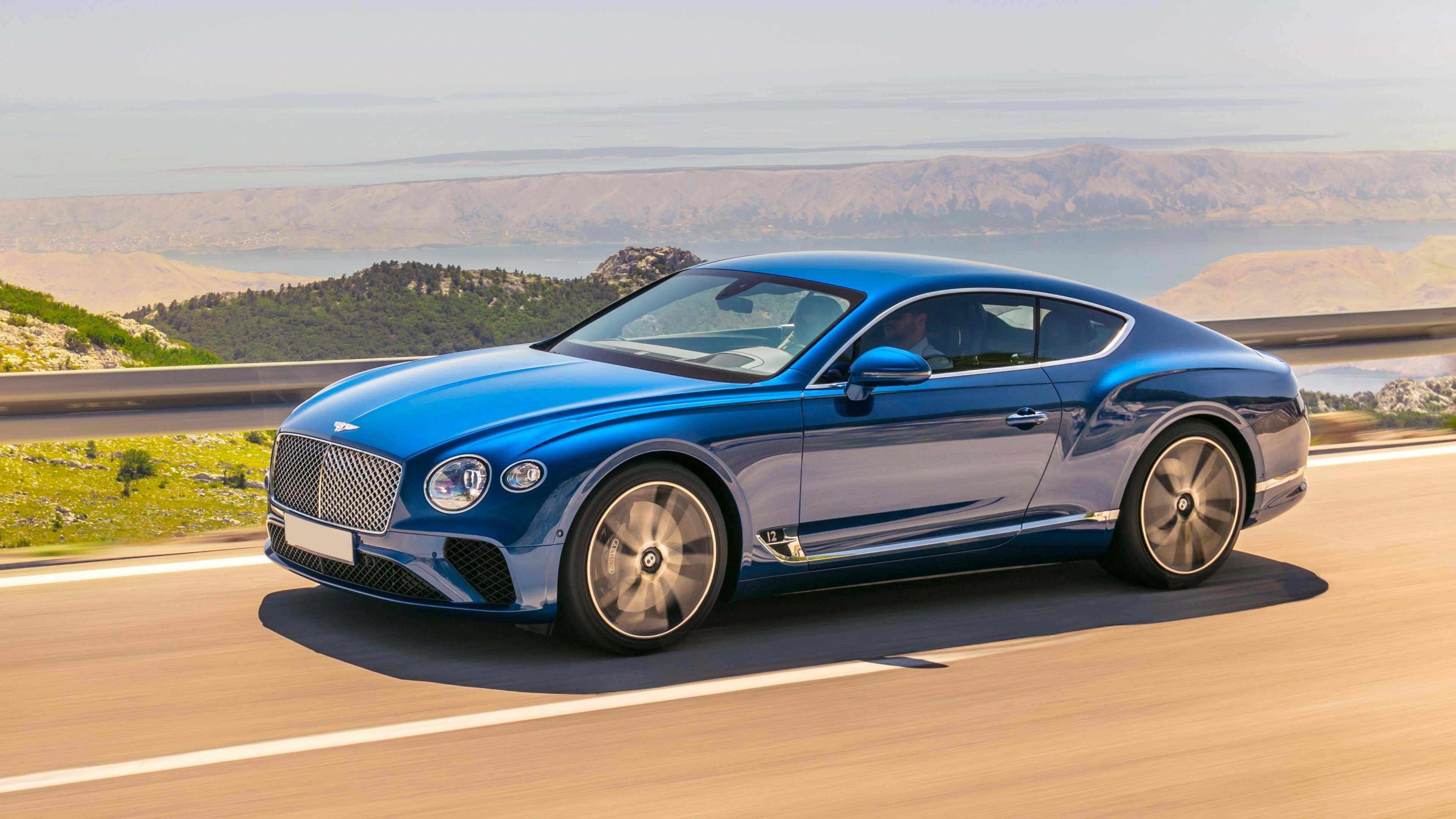 Latest Wallpaper Bentley Continental Gt 2019 Cars 5K Cars Free Download