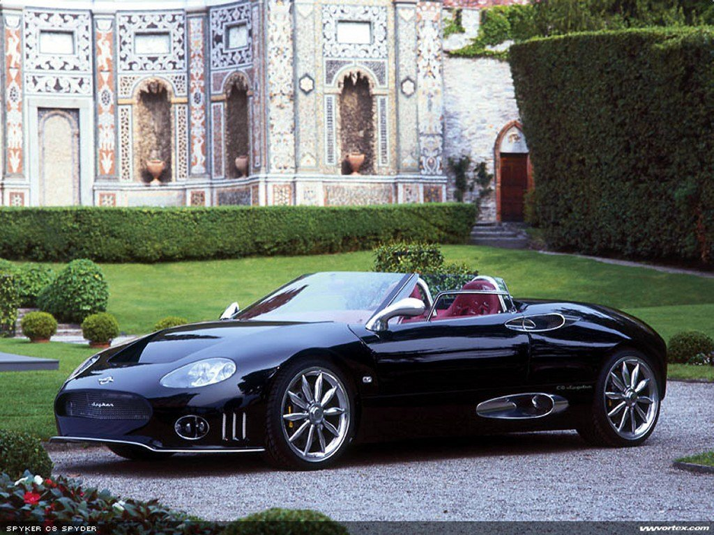 Latest My Free Wallpapers Vehicles Wallpaper Spyker Free Download