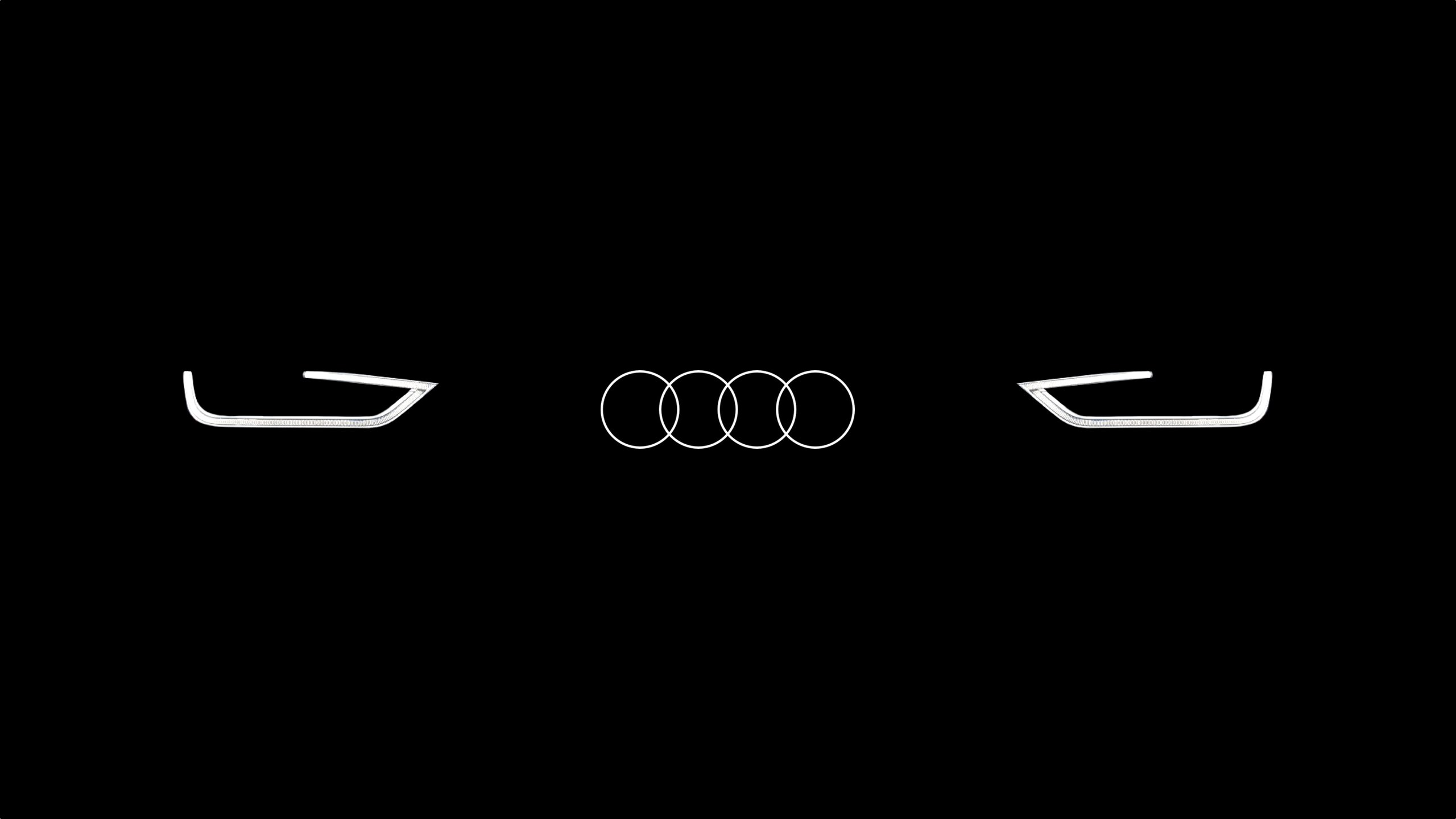 Latest Audi Logo Wallpaper Hd Pixelstalk Net Free Download