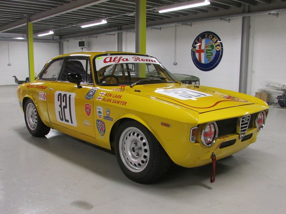 Latest 1968 Alfa Romeo Step Front Twinspark Race Car Alfaholics Free Download