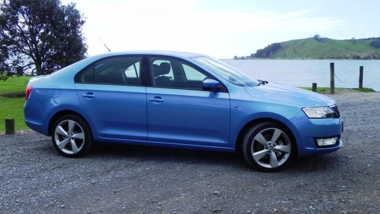 Latest Skoda Rapid 2013 Car Review Aa New Zealand Free Download