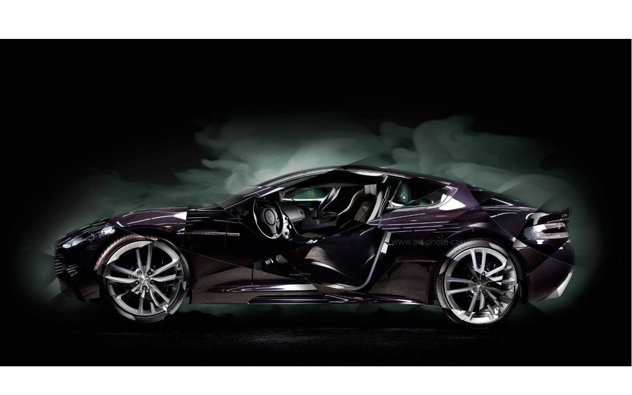 Latest Aston Martin Dbs 2016 Art Photo Signed Limited By Free Download