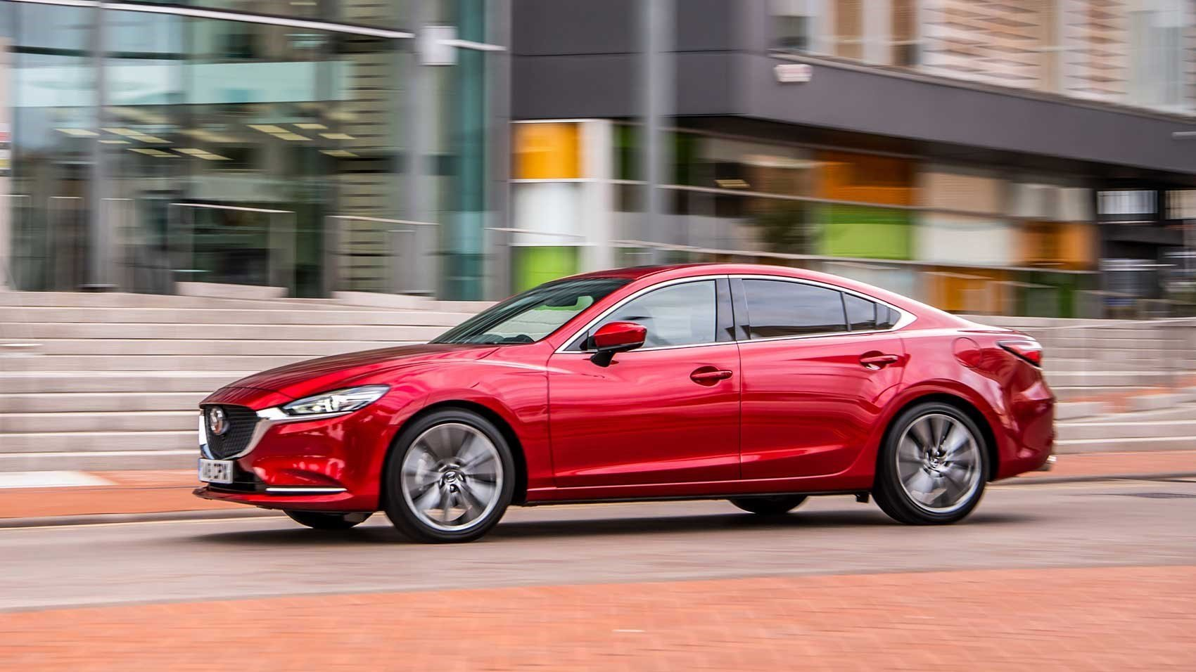 Latest New Mazda 6 2018 Review Powerful Looks Paltry Free Download