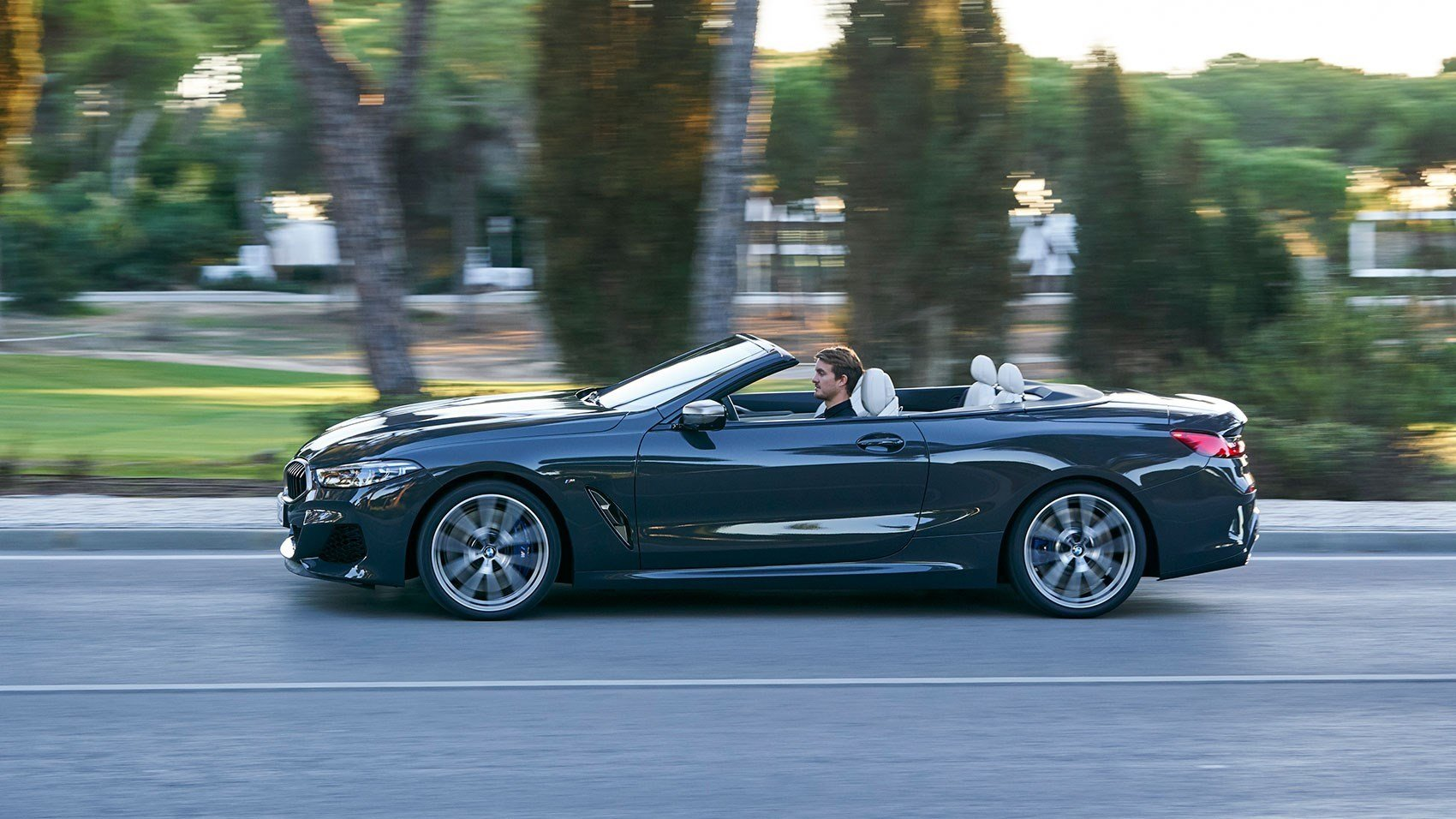 Latest Bmw 8 Series Convertible Review Open Topped Gt Driven Free Download