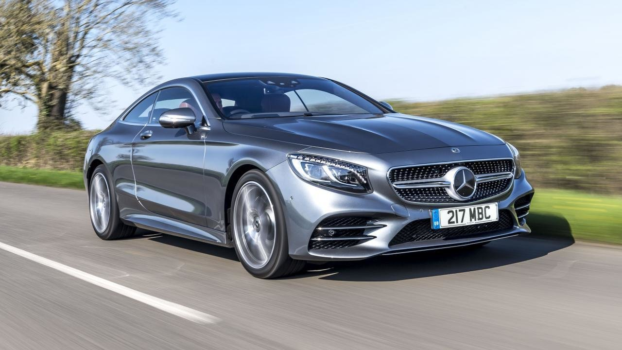 Latest 2018 Mercedes Benz S Class Coupe Review Top Gear Free Download