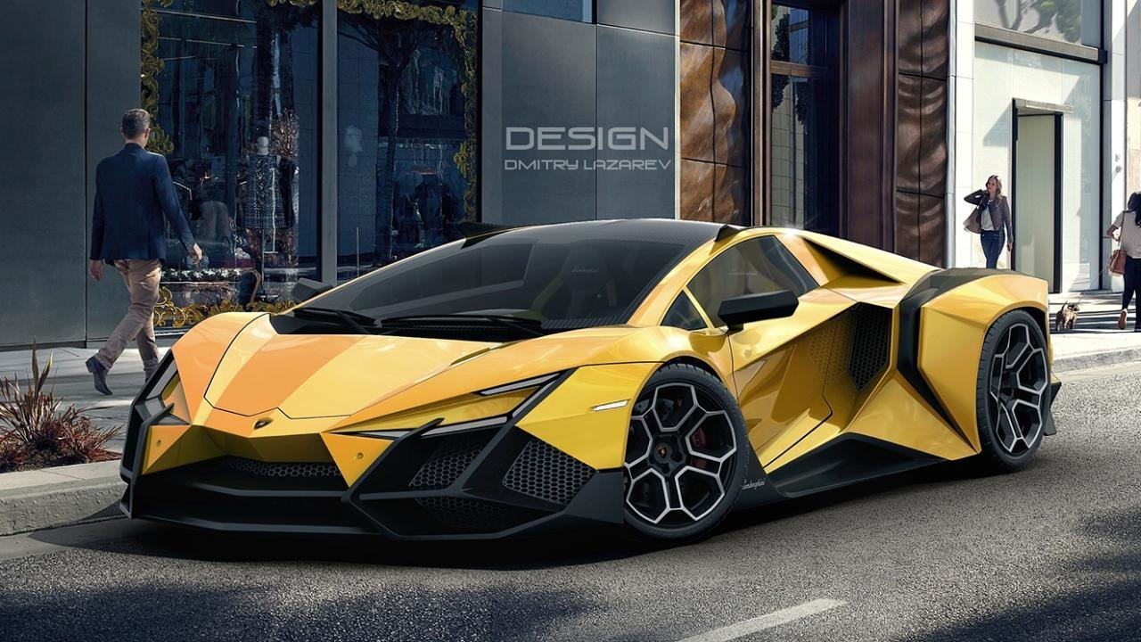 Latest Should Lamborghini Make A Car That Looks Like This Top Gear Free Download