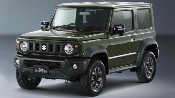Latest Suzuki Jimny India Launch Details Still Unclear Specs Free Download