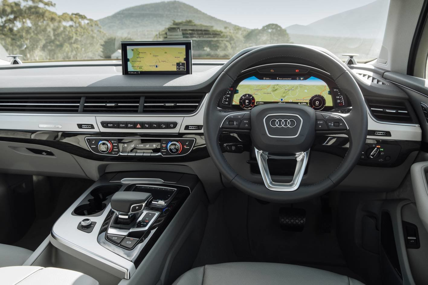 Latest 2016 Audi Q7 Arrives In Australia Priced From 103 900 Free Download