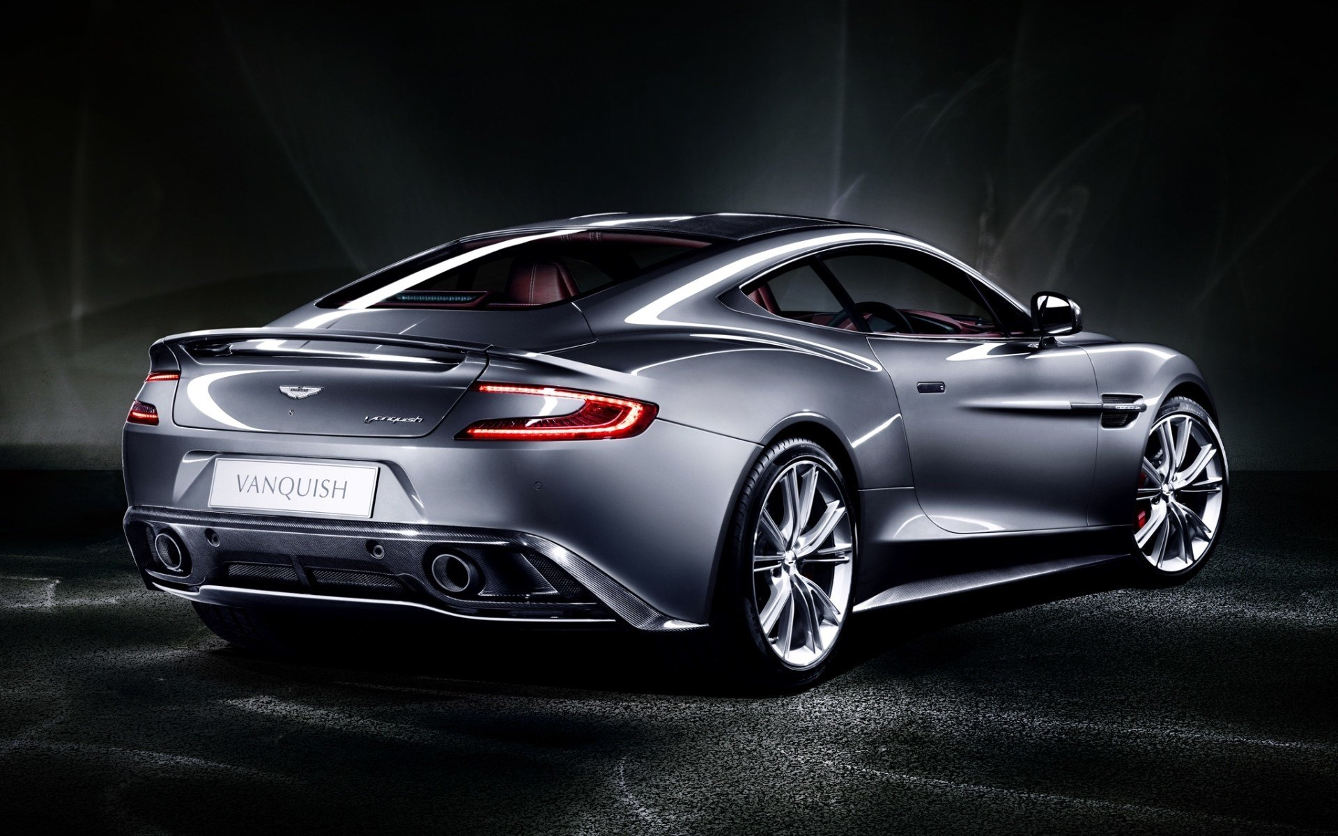 Latest Aston Martin Vanquish Wallpapers Pictures Images Free Download
