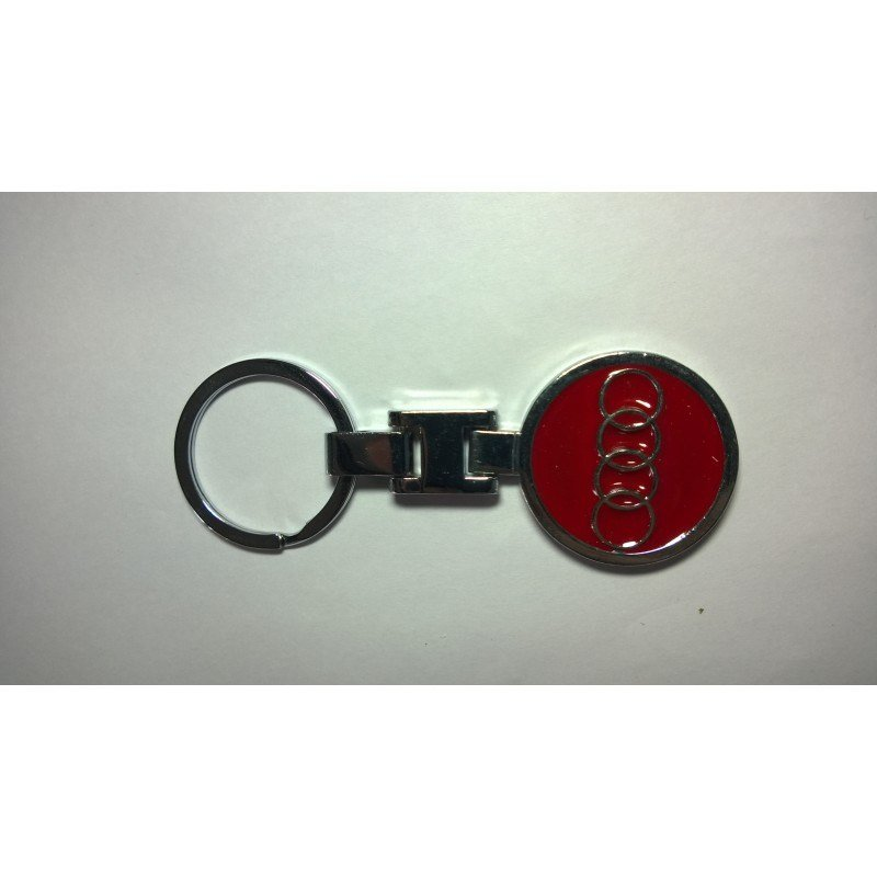 Latest Audi Logo Metal Car Keychain Key Chain From Category Free Download