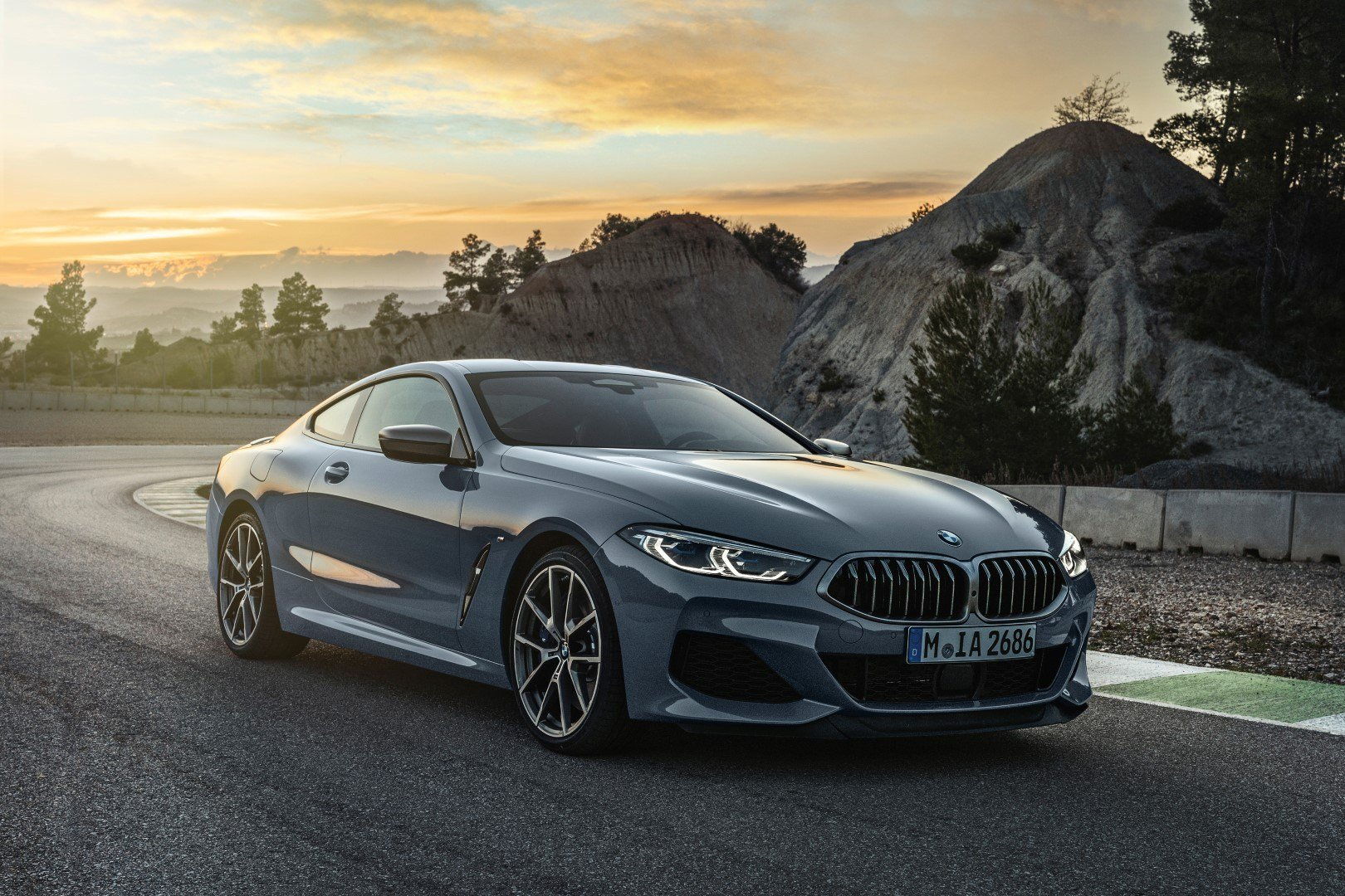 Latest The New Bmw 8 Series Coupe Finally Revealed With Superb Styling Free Download