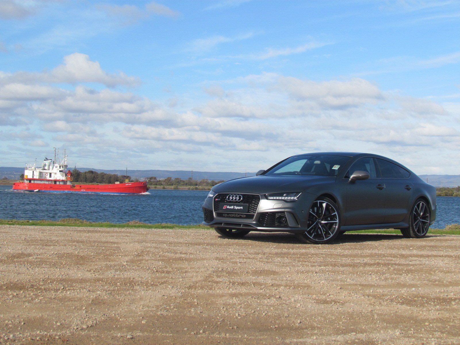 Latest Audi Rs7 Photoshoot Free Download