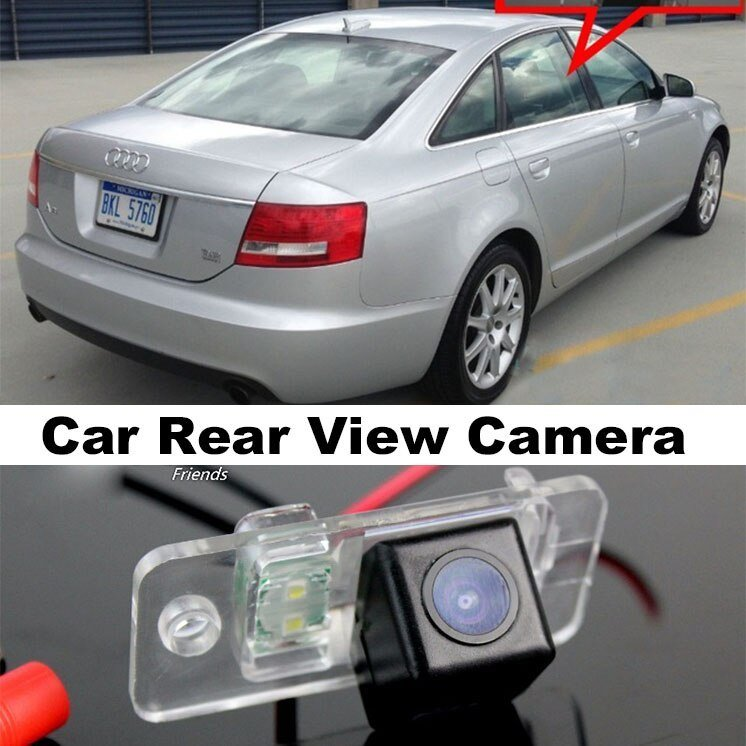 Latest Car Camera For Audi A6 C6 Rs6 2005 2009 High Quality Rear Free Download