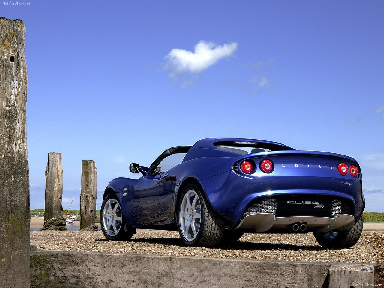 Latest 2007 Lotus Elise S Automobile Free Download