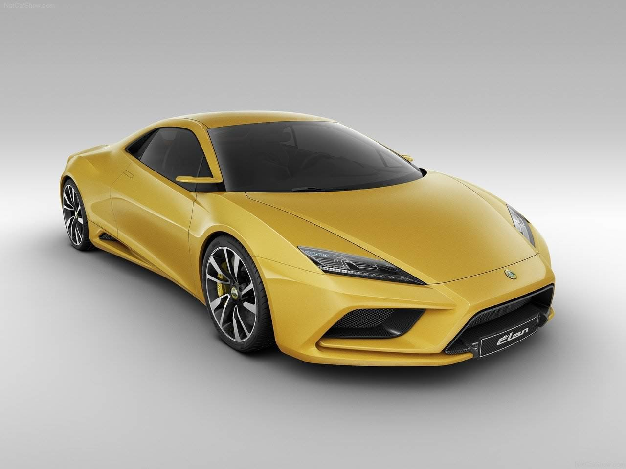 Latest 2010 Lotus Elan Concept Automobile Free Download