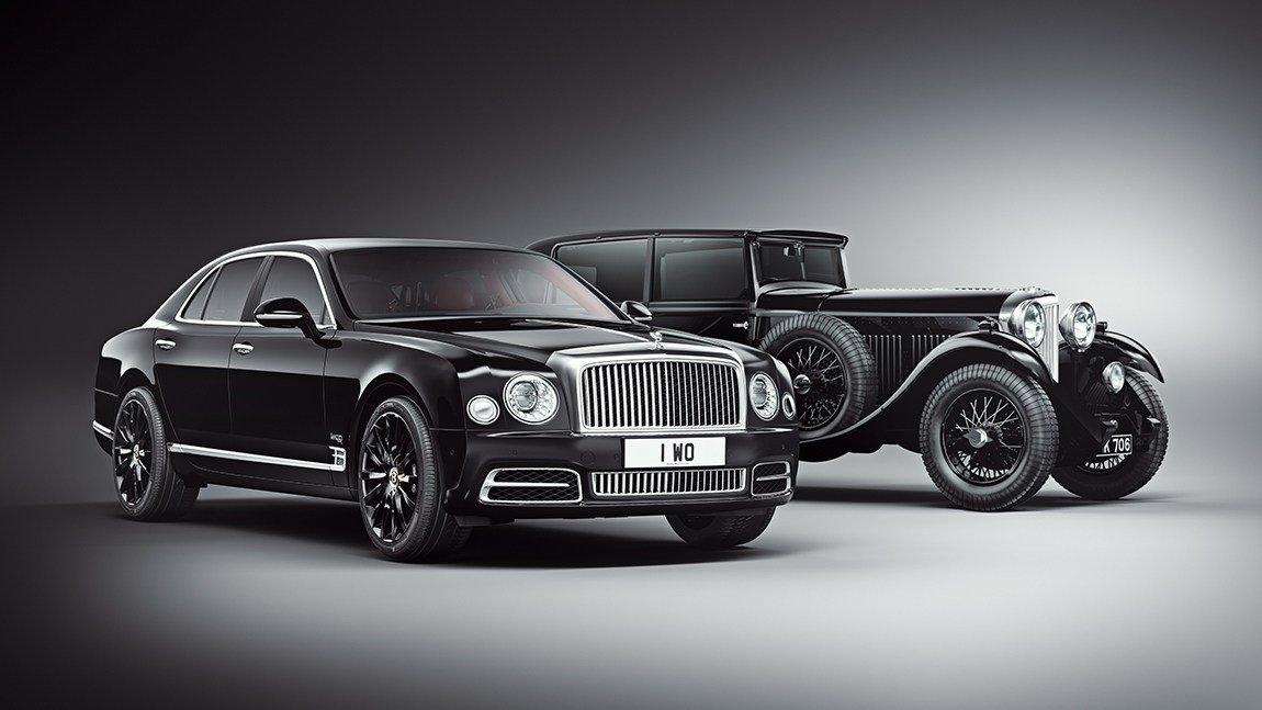 Latest 100 Jahre Bentley Mulsanne W O Edition By Mulliner Free Download