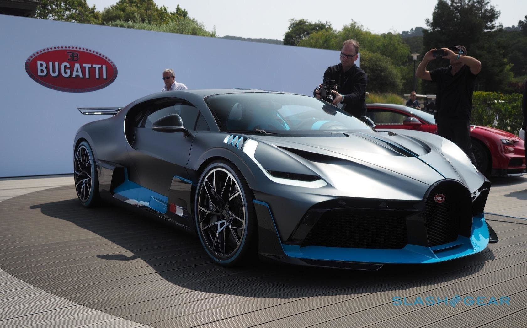 Latest The Bugatti Divo Takes A New Route To Extreme Performance Free Download