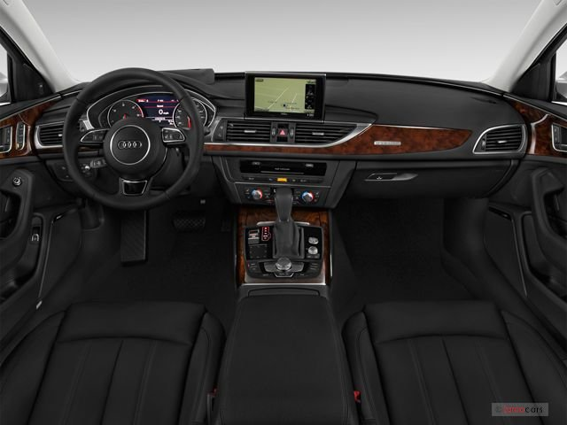 Latest 2017 Audi A6 Pictures Dashboard U S News World Report Free Download