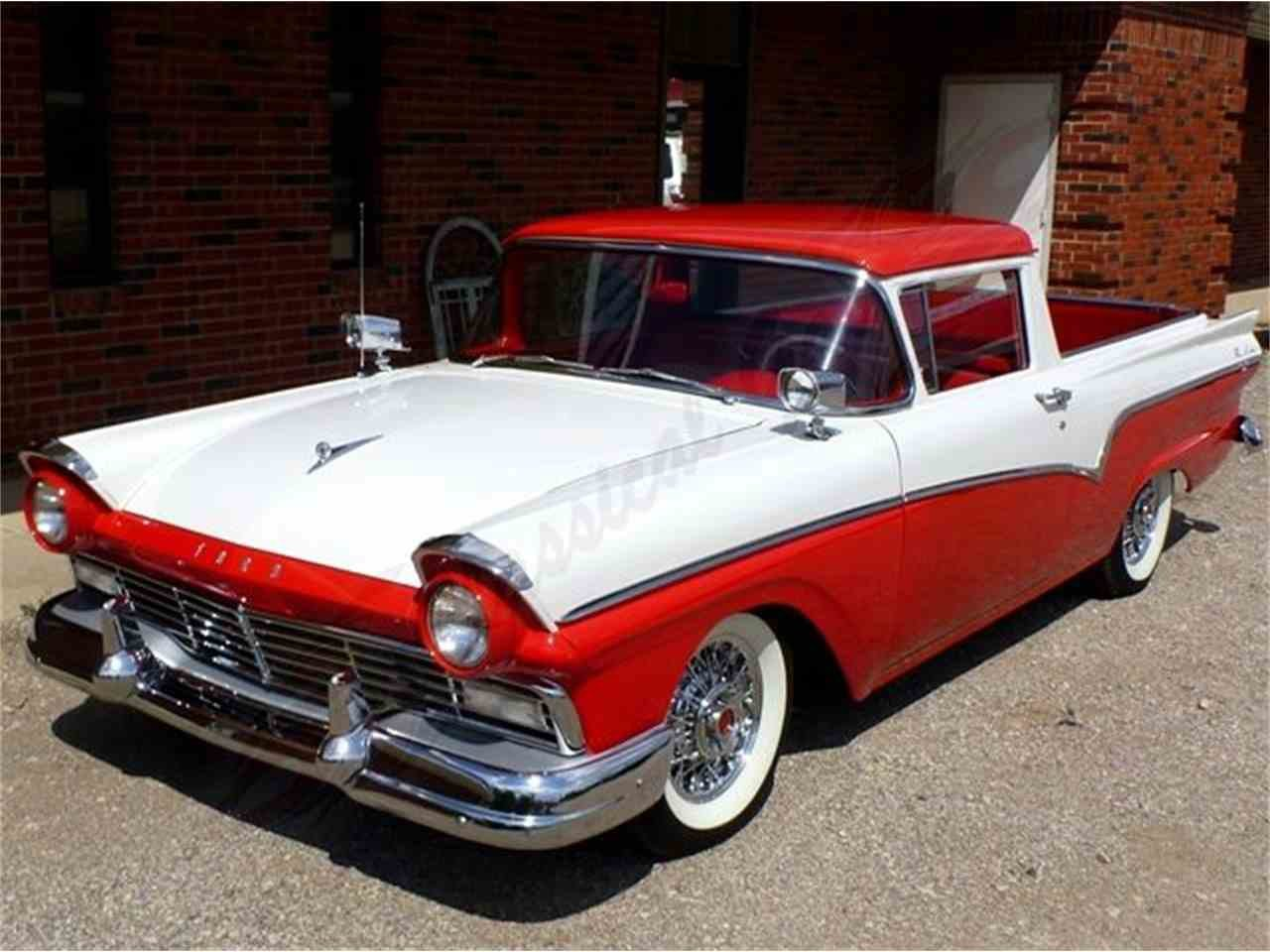 Latest 1957 Ford Ranchero For Sale Classiccars Com Cc 890996 Free Download