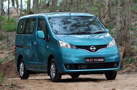 Latest Nissan Evalia Launched At Rs 8 49 L Autocar India Free Download