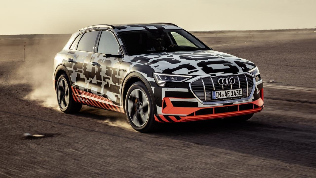 Latest Audi E Tron Audi's First Electric Car Reviewed Adelaide Now Free Download