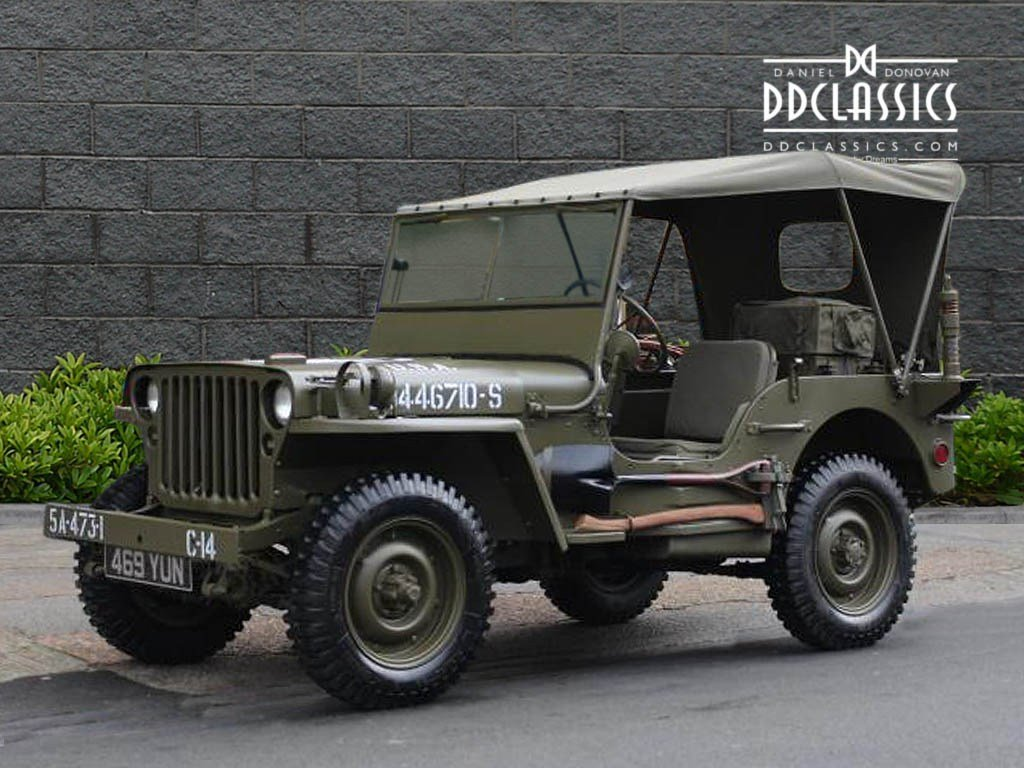 Latest An Incredible Piece Of Military History The Gpw Jeep Free Download