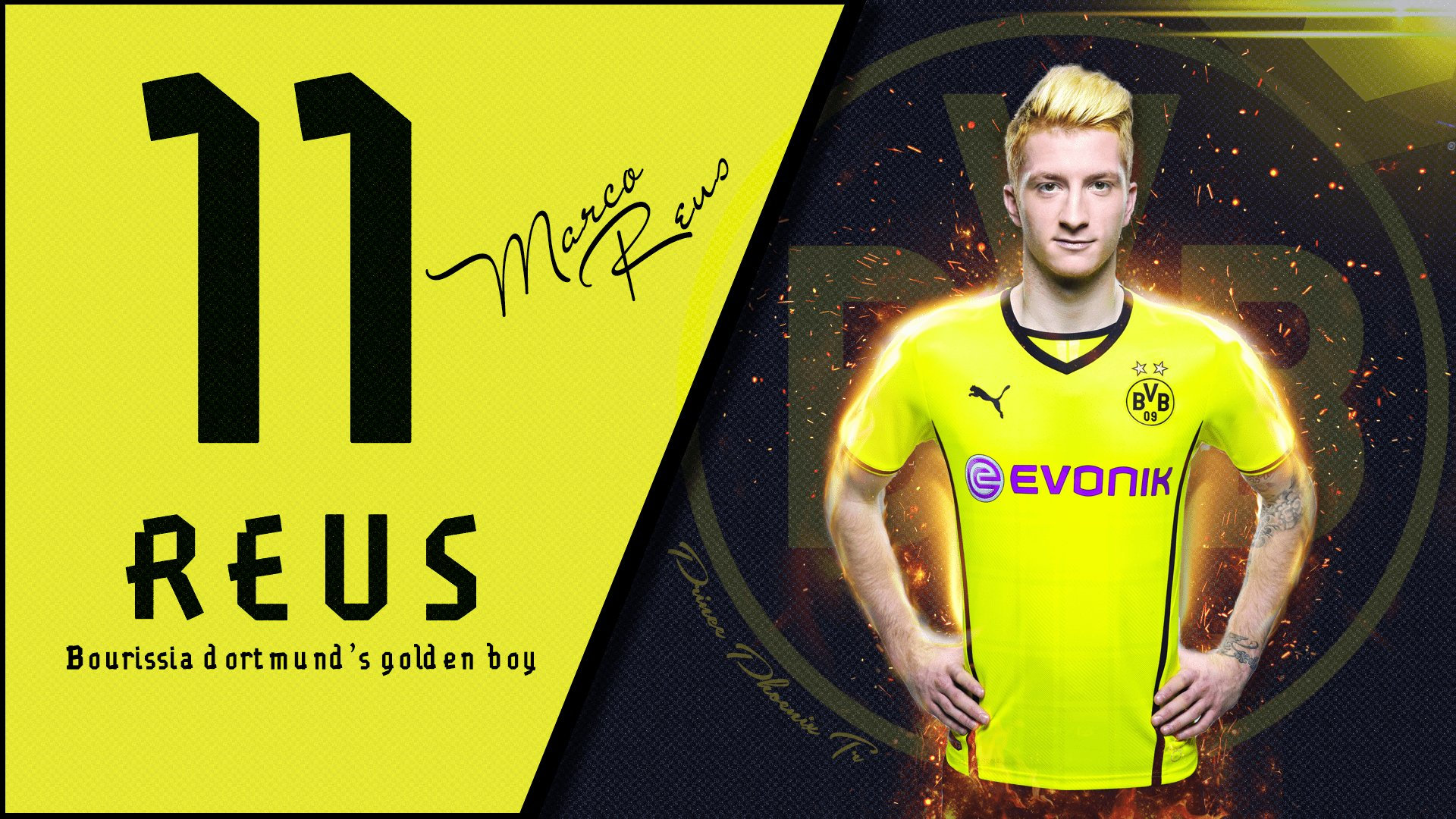 Latest Marco Reus Wallpapers Hd Full Hd Pictures Free Download
