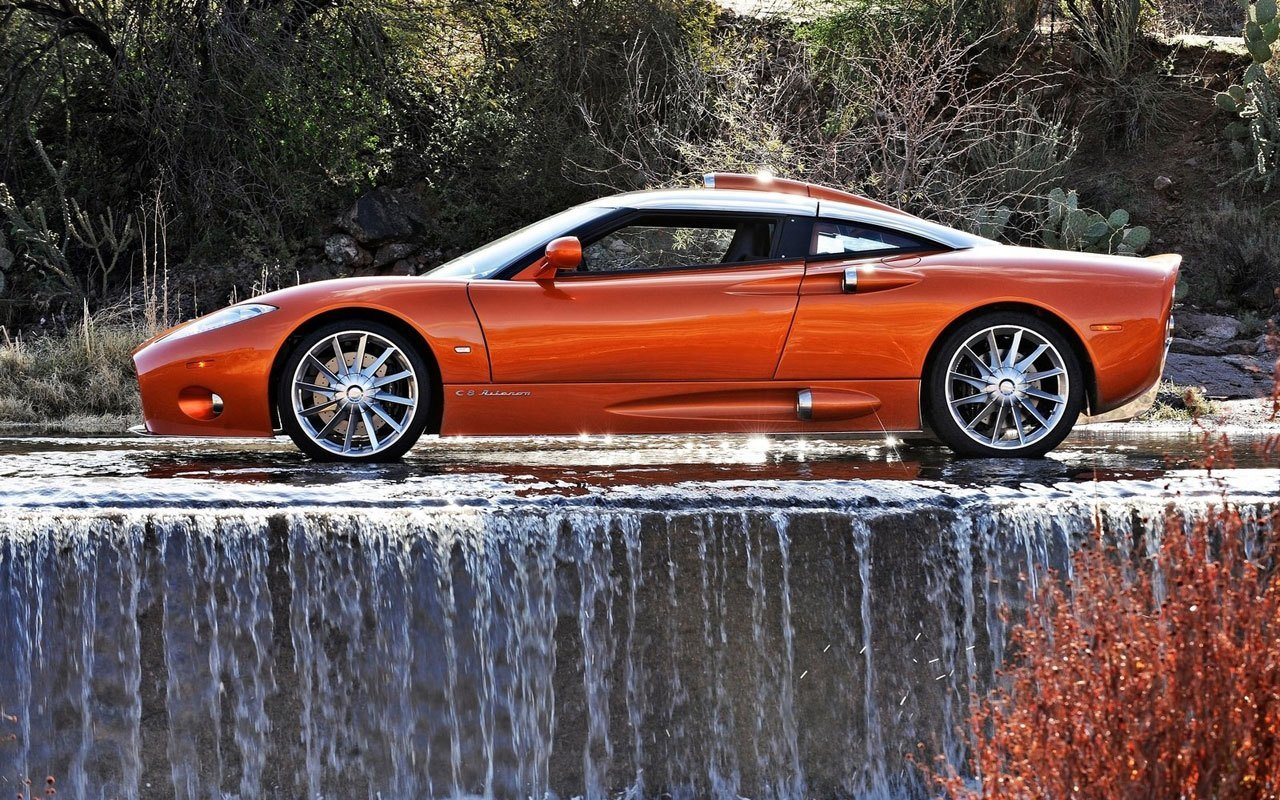 Latest Spyker C8 Hq Wallpapers Full Hd Pictures Free Download
